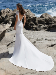 Pronovias trouwkleed