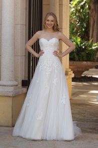 Sincerity 44095 strapless