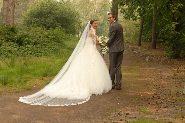 Sissi Trouwjurk.Sissi Just Married Bruidsmode