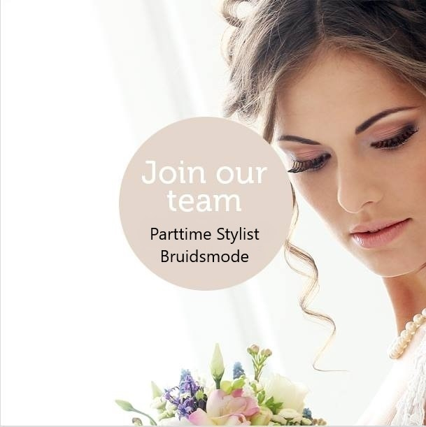 Vacature Parttime Stylist Bruidsmode