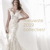 Bruidsmode 2019 collecties