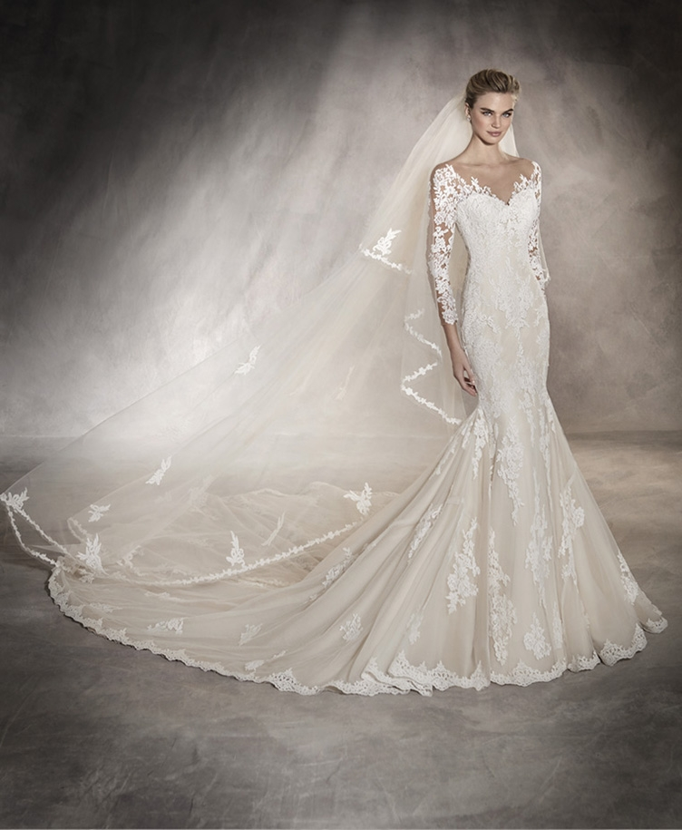Trouwkledij pronovias