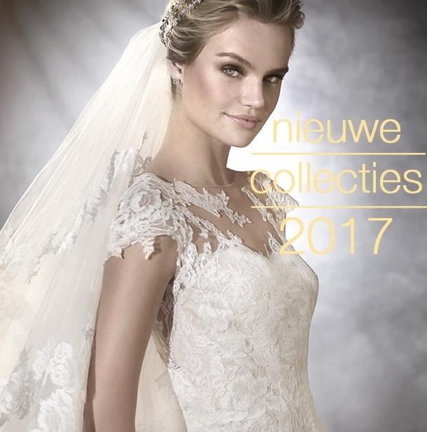 Bruidsmode 2017
